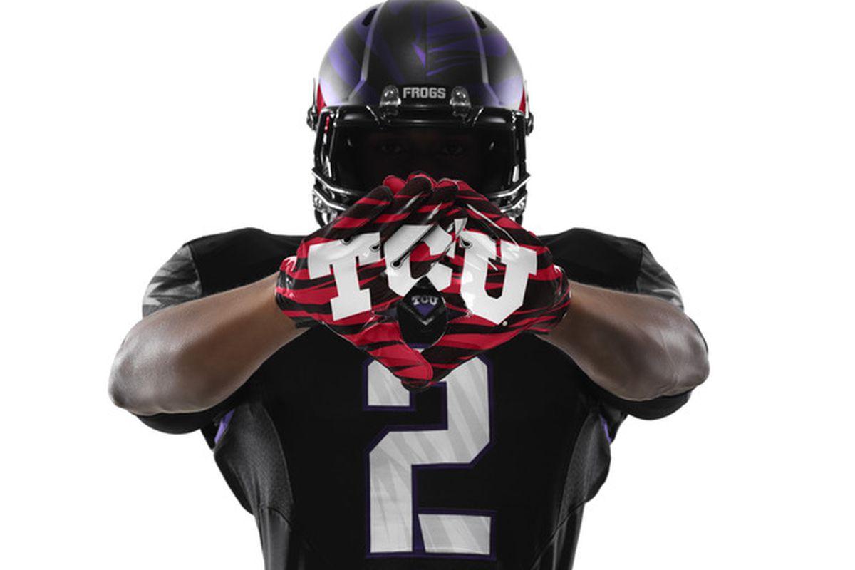 4f7eaad61 PHOTO: TCU's new football uniforms unveiled - SBNation.com