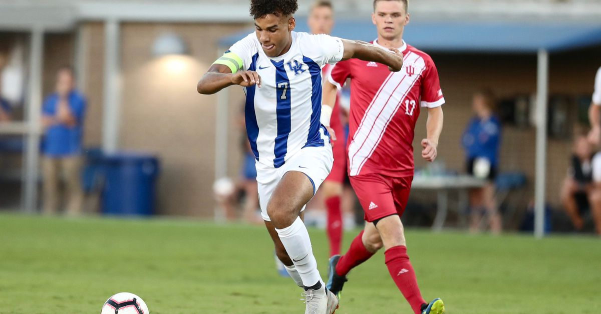 Kentucky Soccer downs 2nd-ranked Indiana to remain perfect - A Sea Of Blue