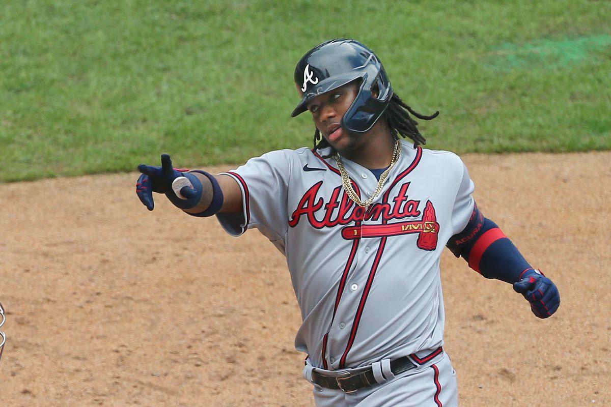 Atlanta Braves v Philadelphia Phillies - Game One