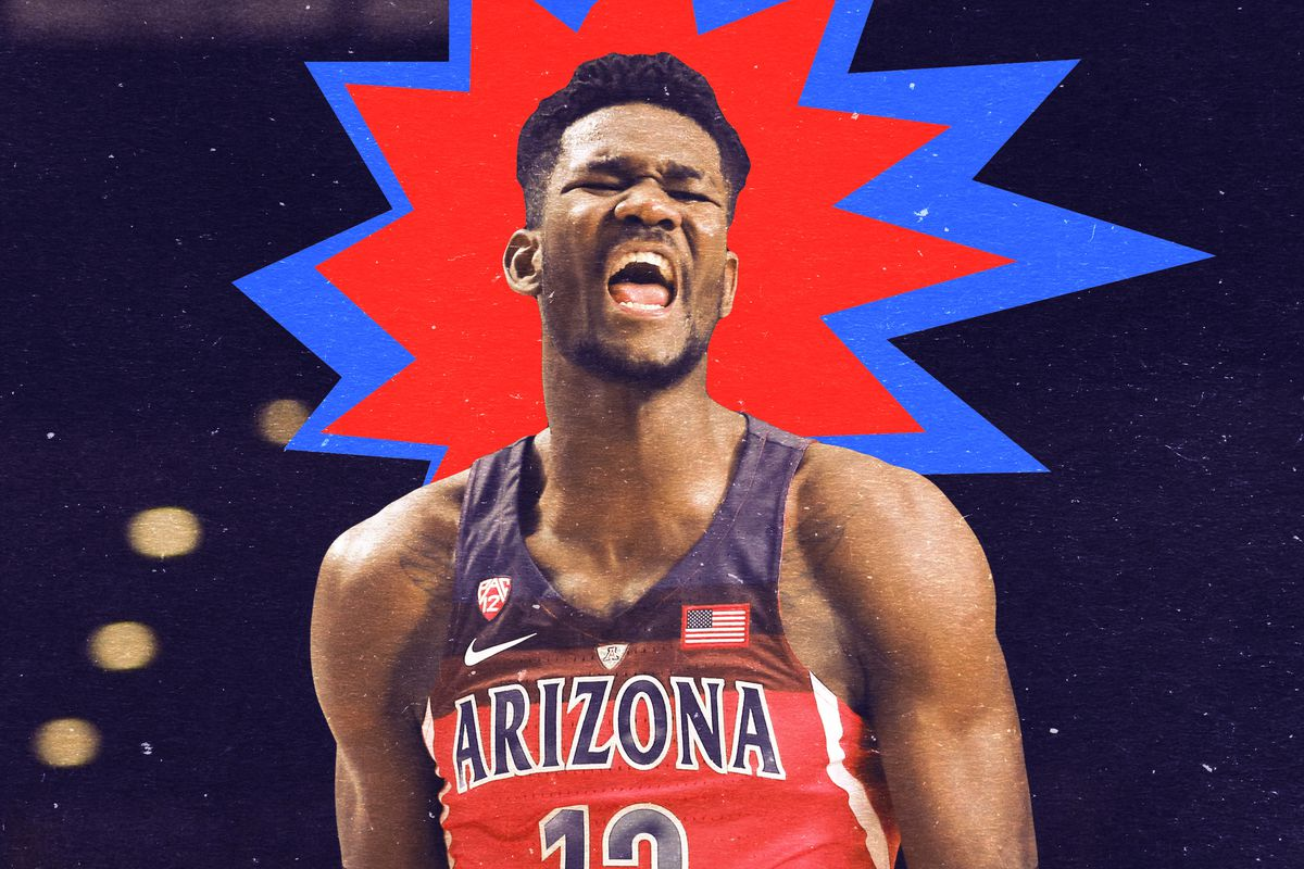 Afraid of Rejections  Deandre Ayton Is a Physical Marvel 063a1c99a