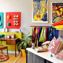 """""""I've always shopped locally, and as the former Chicago editor of DailyCandy, it was my job to cover new stores around town. Just this week, two boutiques opened their doors: <b><a href=""""http://www.rockyandluella.com"""">Rocky + Luella</a></b>, a cute Logan"""