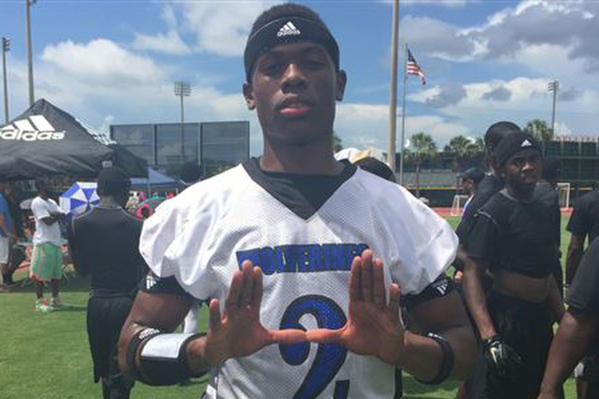 What's old is new again as 4-star WR Ahmmon Richards commits to Miami for a 2nd, and final, time.