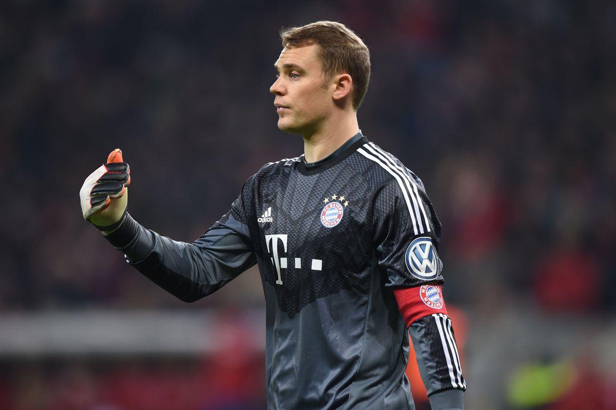timeless design e938d bbe17 New kit alert: Bayern Munich Goalkeeper's kit leaked in new ...