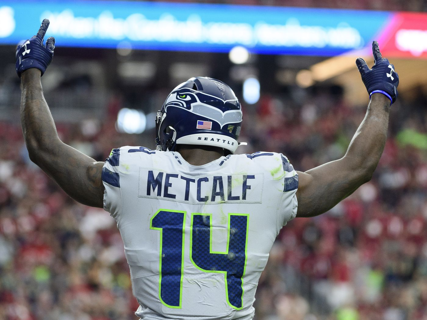 Seattle Seahawks Atlanta Falcons 3 Key Matchups To Watch In Week 8 Field Gulls