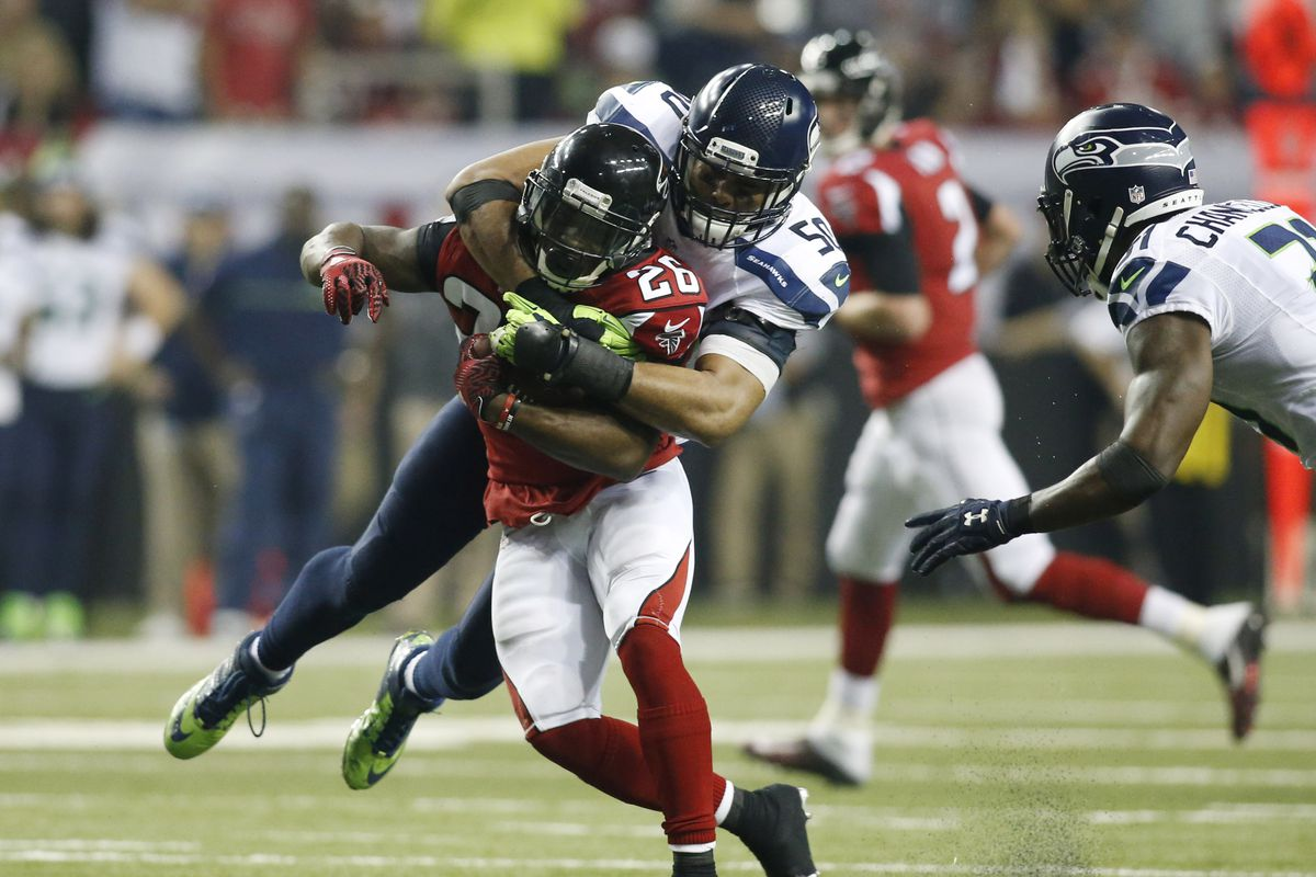 NFL: NFC Divisional-Seattle Seahawks at Atlanta Falcons