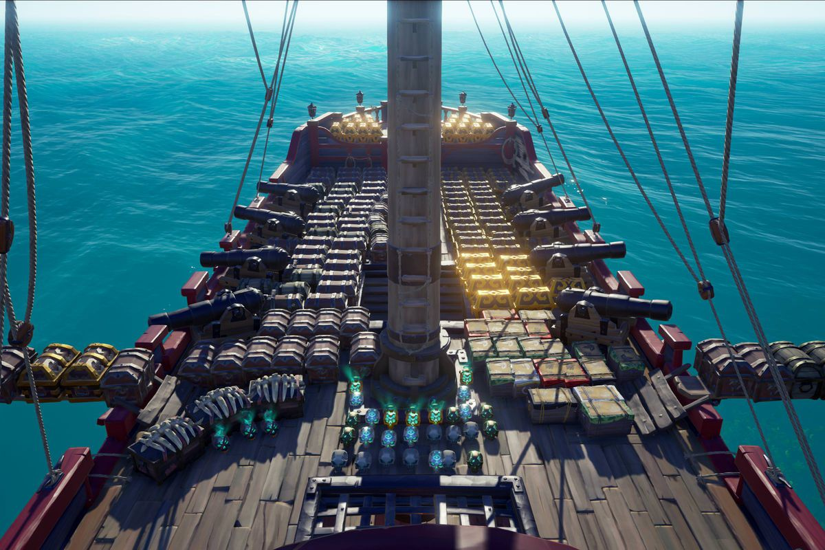 Sea Of Thieves Server Errors Are Messing Up Players