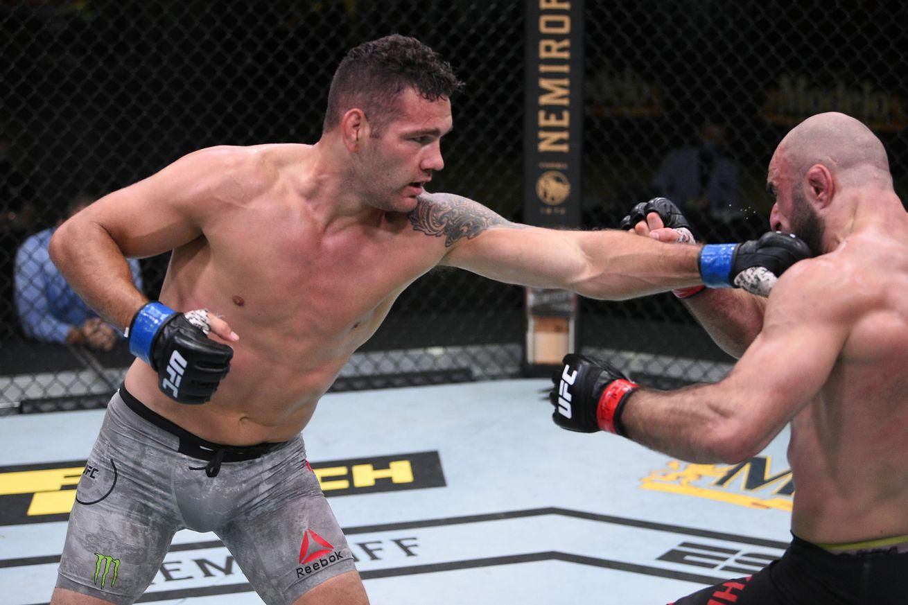 UFC Fight Night: Akhmedov v Weidman