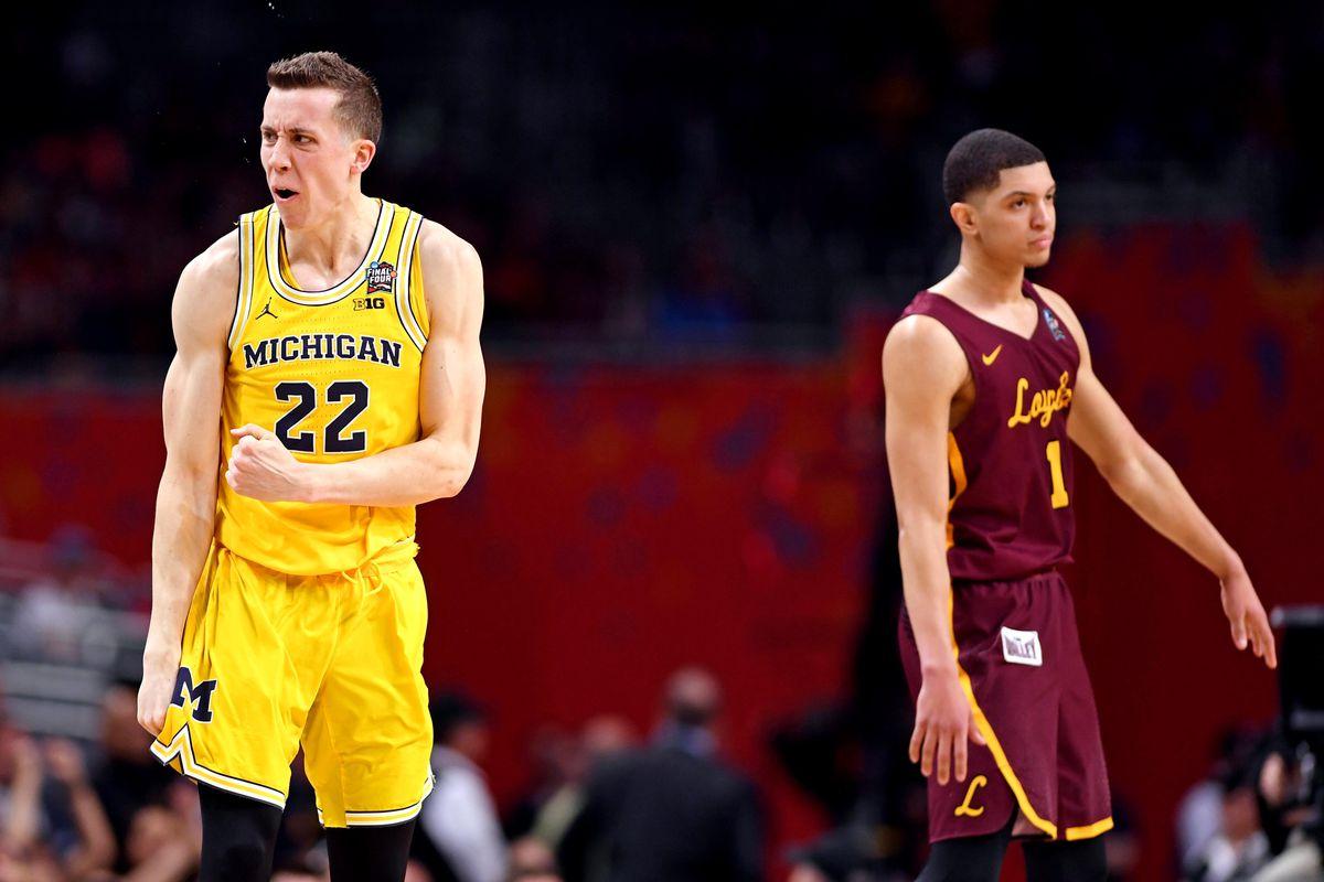NCAA Basketball: Final Four-Loyola vs Michigan