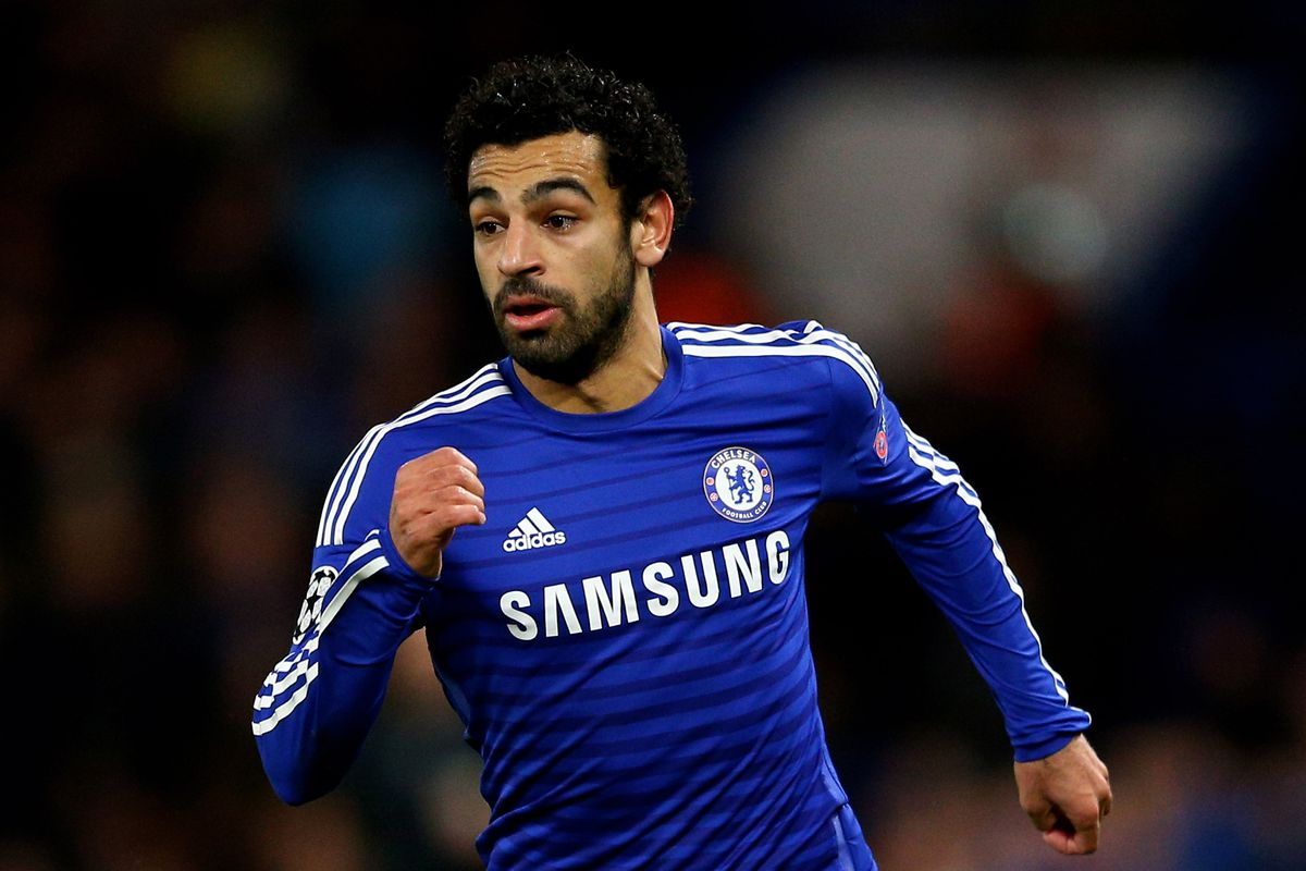 Fiorentina Mohamed Salah from to SBNation.com - Chelsea jumps