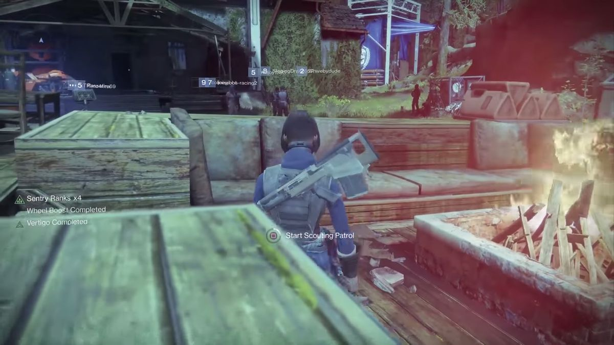 How to get Sentry 4 in Destiny 2 for the Scouting Patrol - Polygon