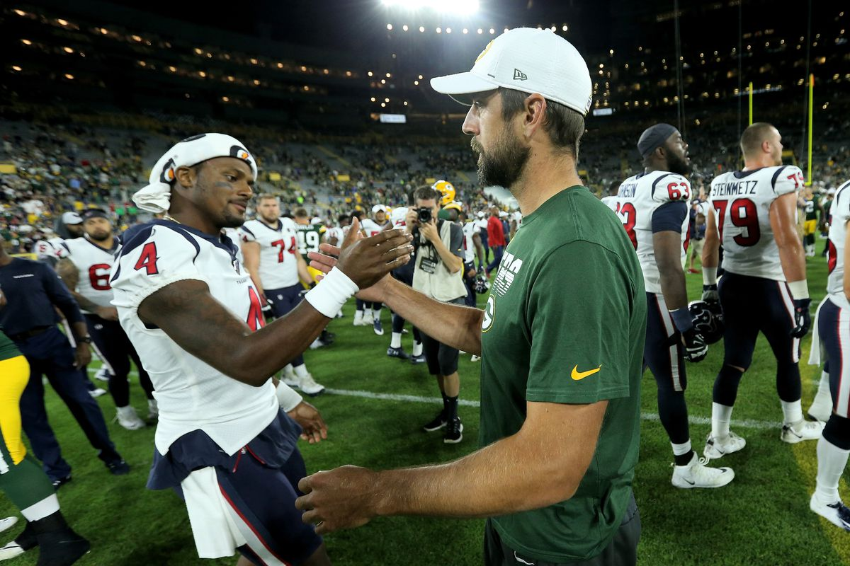 2020 Houston Texans Game Day Live Texans V Packers First Quarter Battle Red Blog