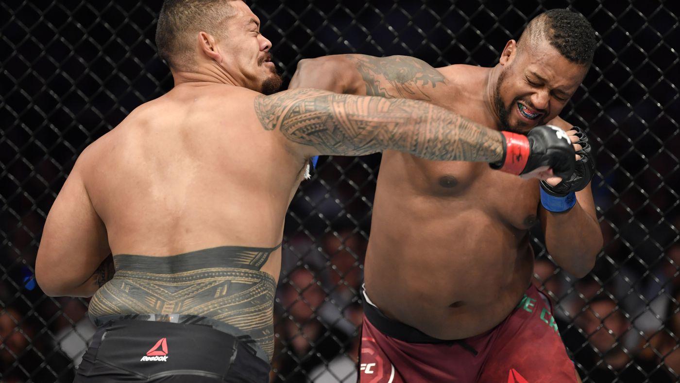 Knockout! Watch Yorgan De Castro demolish Justin Tafa with one punch at UFC 243