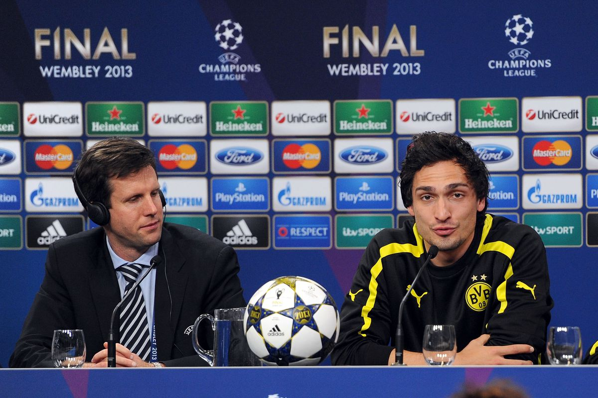 Mats Hummels may need to leave Borussia Dortmund if he hopes to continue playing in the Champions League.