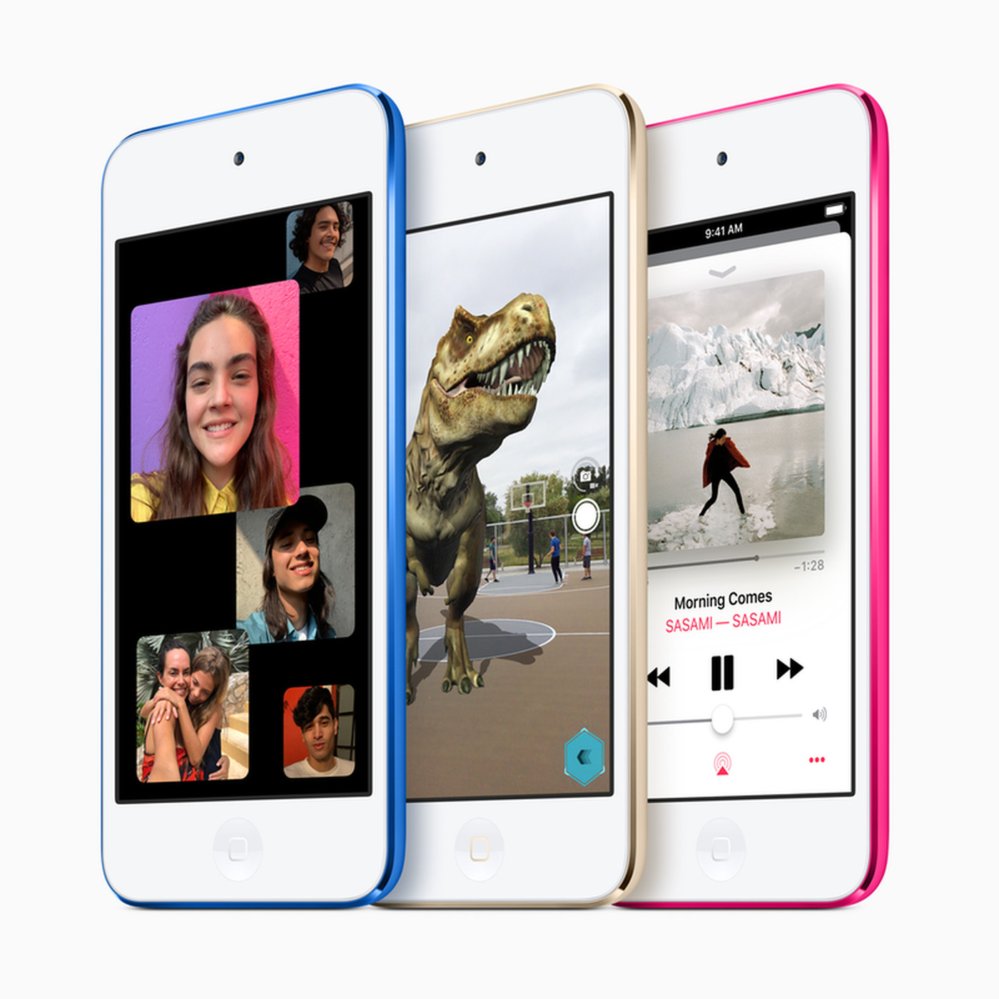 Apple refreshes the iPod touch with the iPhone 7's processor - The ...