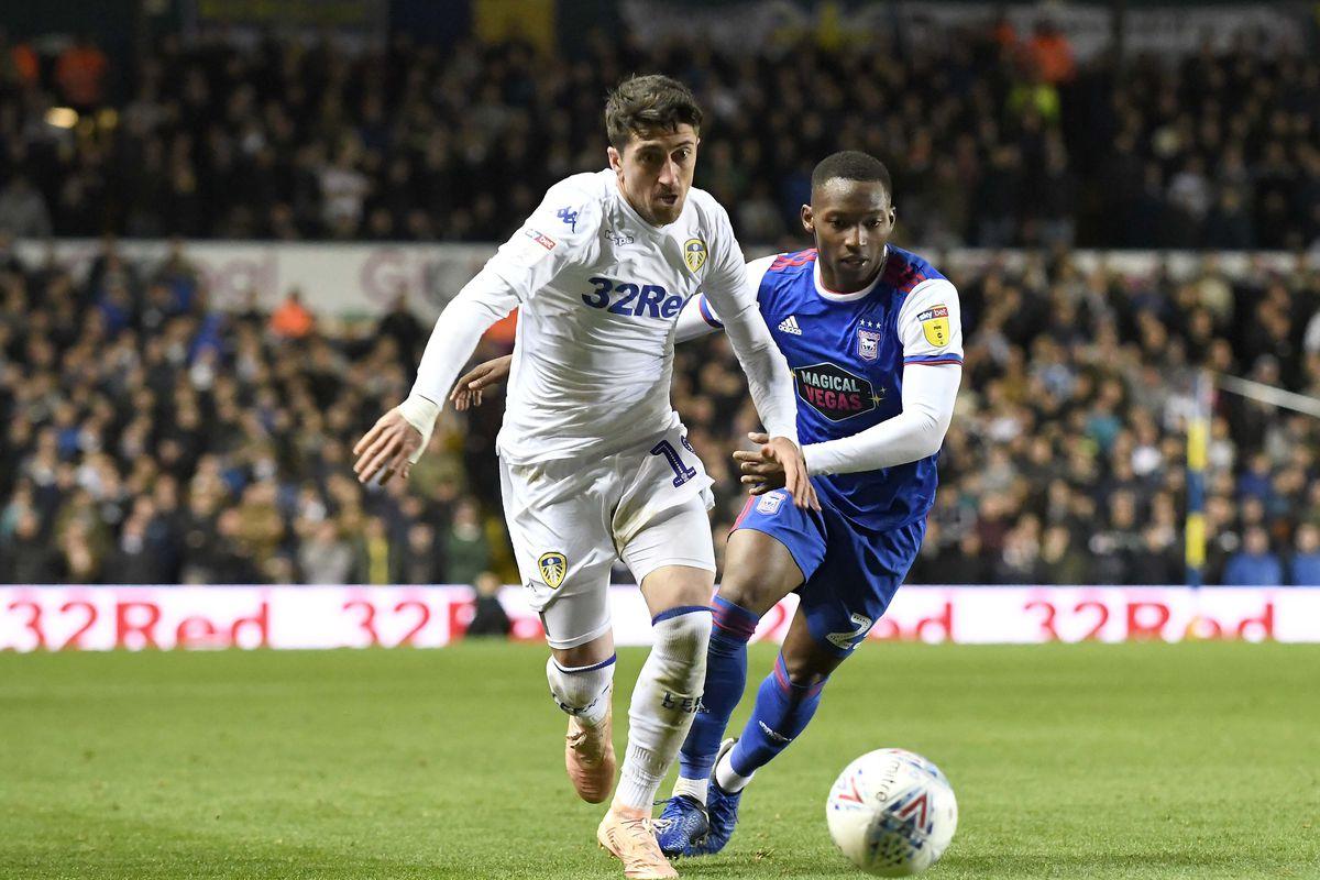 Leeds United v Ipswich Town - Sky Bet Championship
