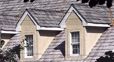 Gable Roof On A House