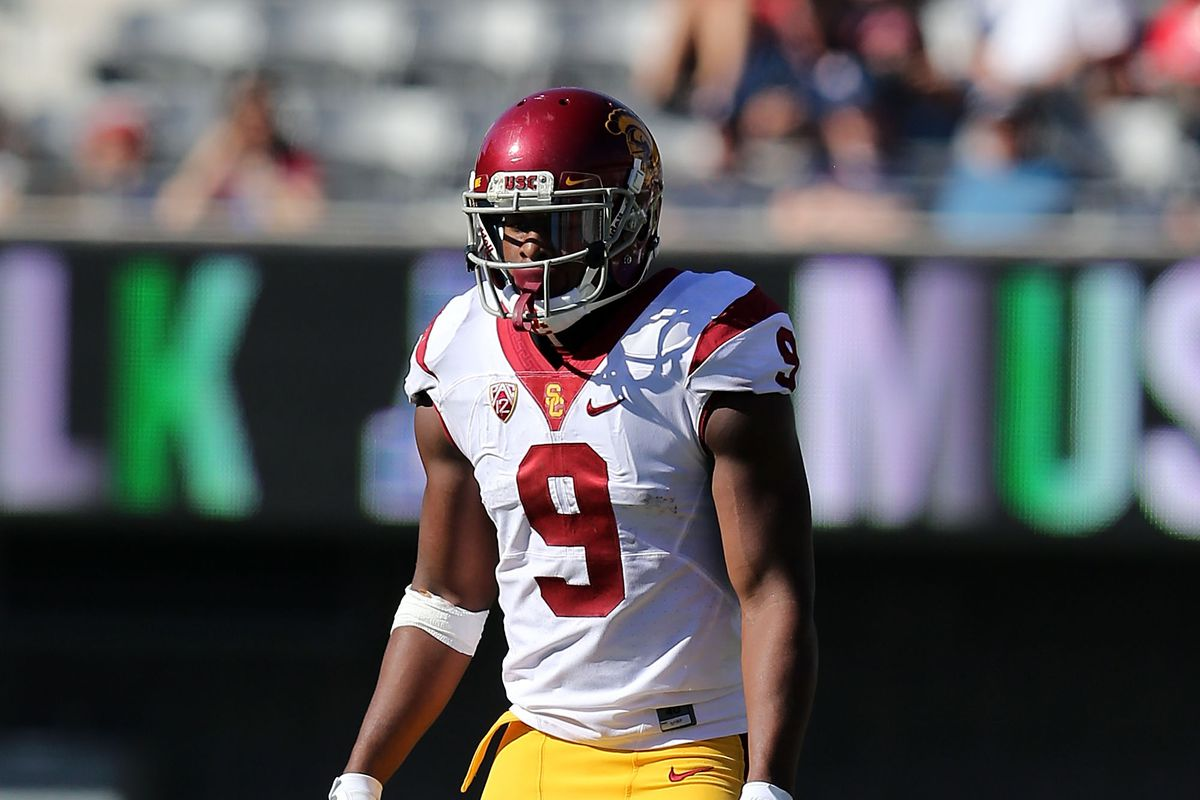 b426262d8da 2017 NFL Draft Results  Pittsburgh Steelers select WR JuJu Smith-Schuster  with second round pick