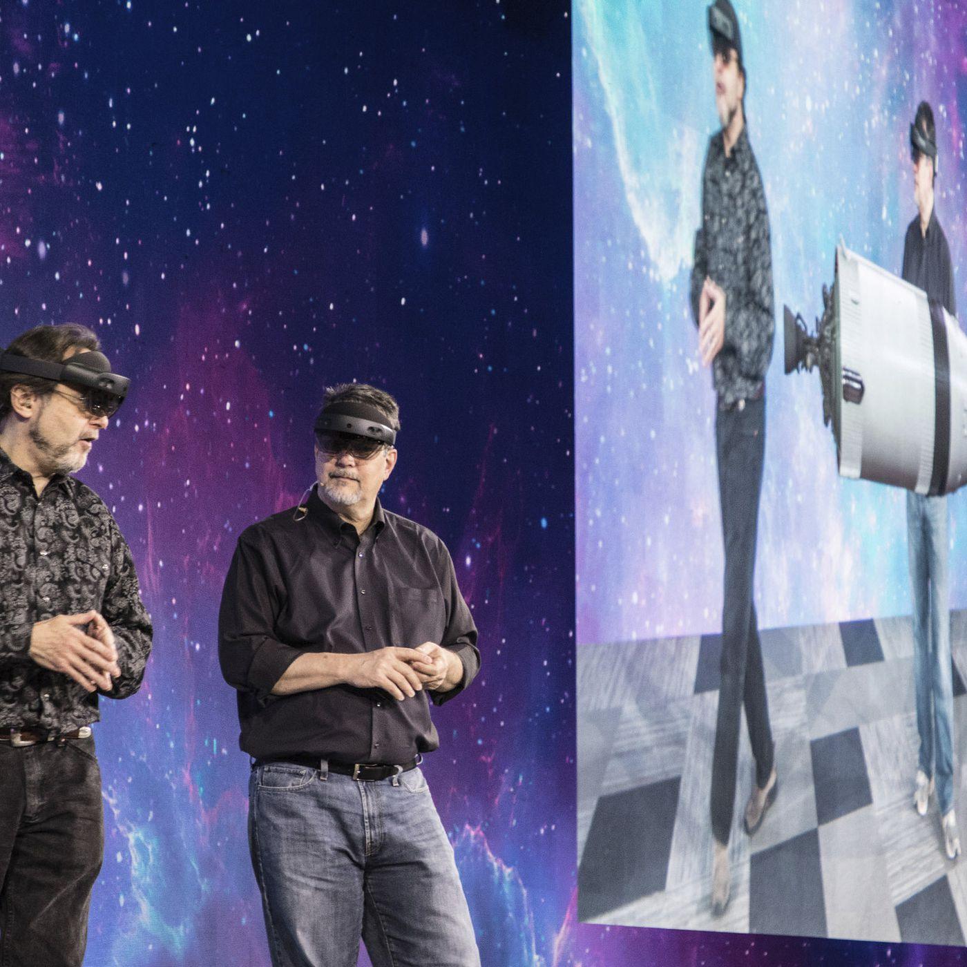 Watch Microsoft's failed HoloLens 2 Apollo moon landing demo