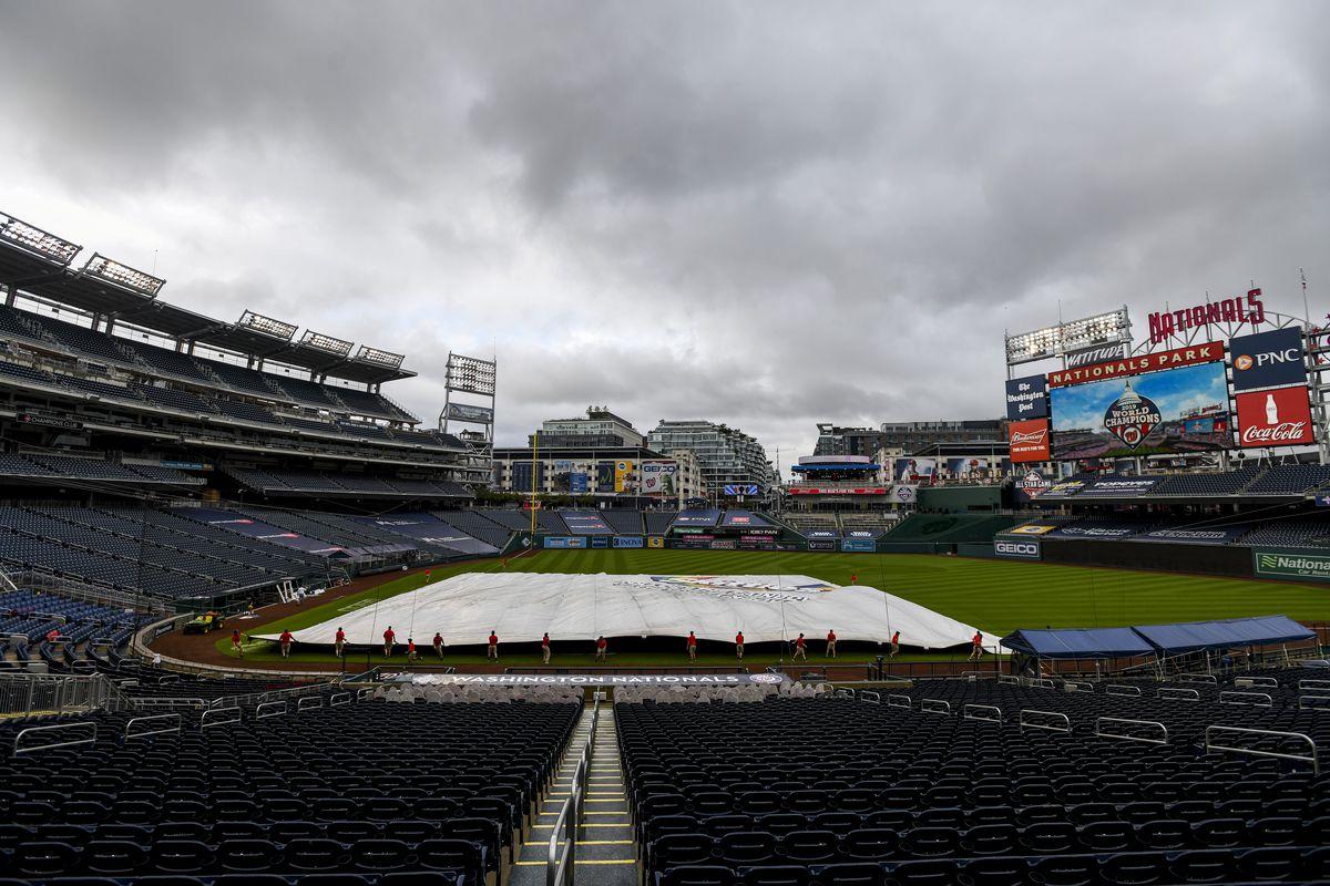 MLB: SEP 10 Braves at Nationals