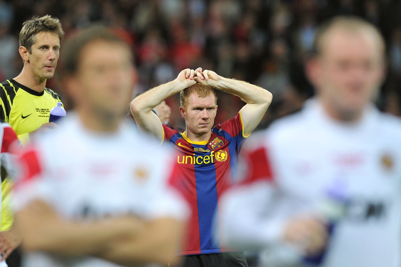 Paul Scholes: Pep Guardiola?s Barcelona was the best team I ever played against