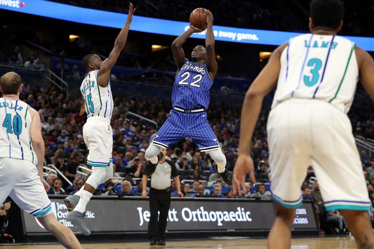 7f05d78dcc24 Charlotte Hornets 120 Orlando Magic 88  Hornets dominate Magic in Orlando