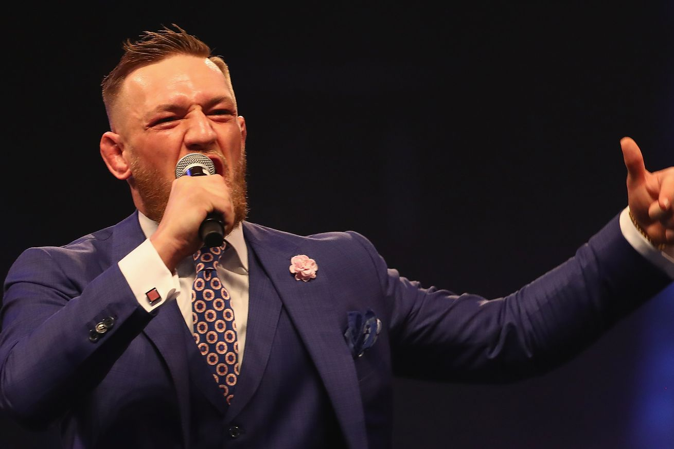 community news, Conor McGregor rebounds on tour's final day: 'I am boxing'