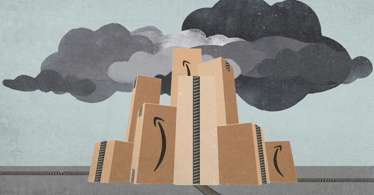 The Cities That Amazon Left Behind