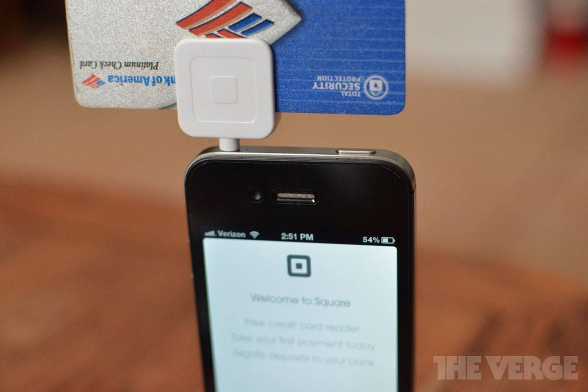 Square credit card readers now available at walgreens staples and square card reader 3 1020 reheart Choice Image