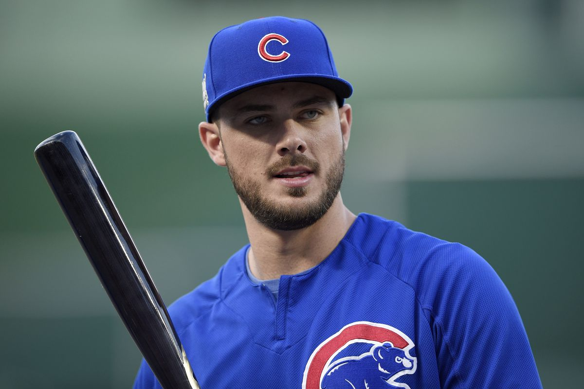 'Barking' knee sidelines Kris Bryant again, raises questions about status for Cubs down stretch