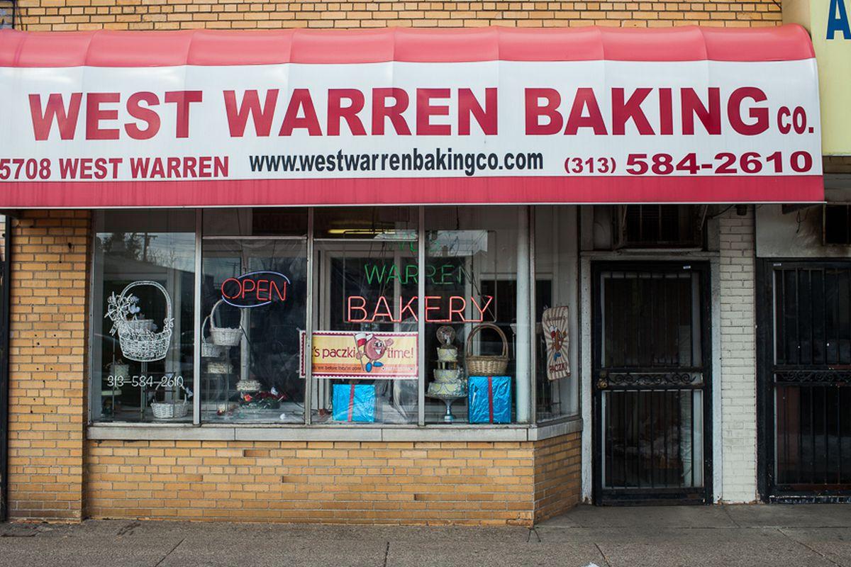 West Warren Bakery.