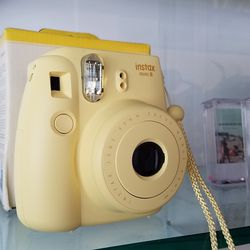 """Even that Fujifilm Instax Mini 8 is """"free"""", although we suspect it'll get snapped (ha!) up pretty fast."""