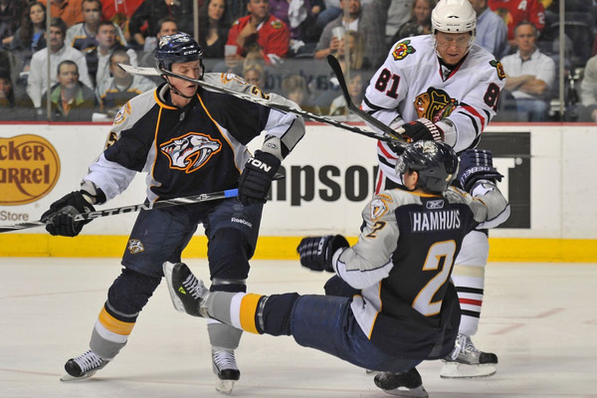 This is Dan Hamhuis falling over. Expect it to happen a lot more next year should the Penguins sign him.