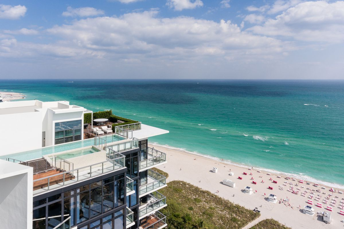 A At W South Beach Courtesy Of Comp Photos By Daniel Petroni Photography