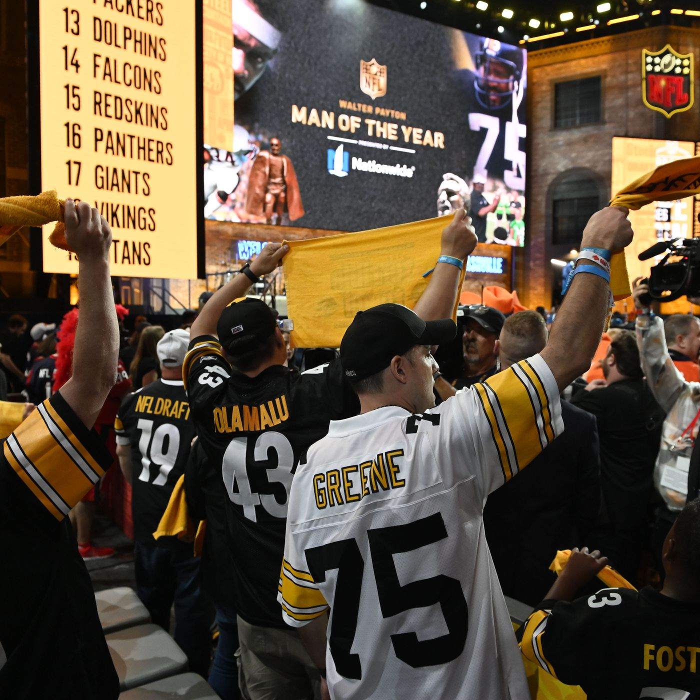 bdc24f053 Pittsburgh Steelers fan guide to Day 2 of the 2019 NFL Draft ...