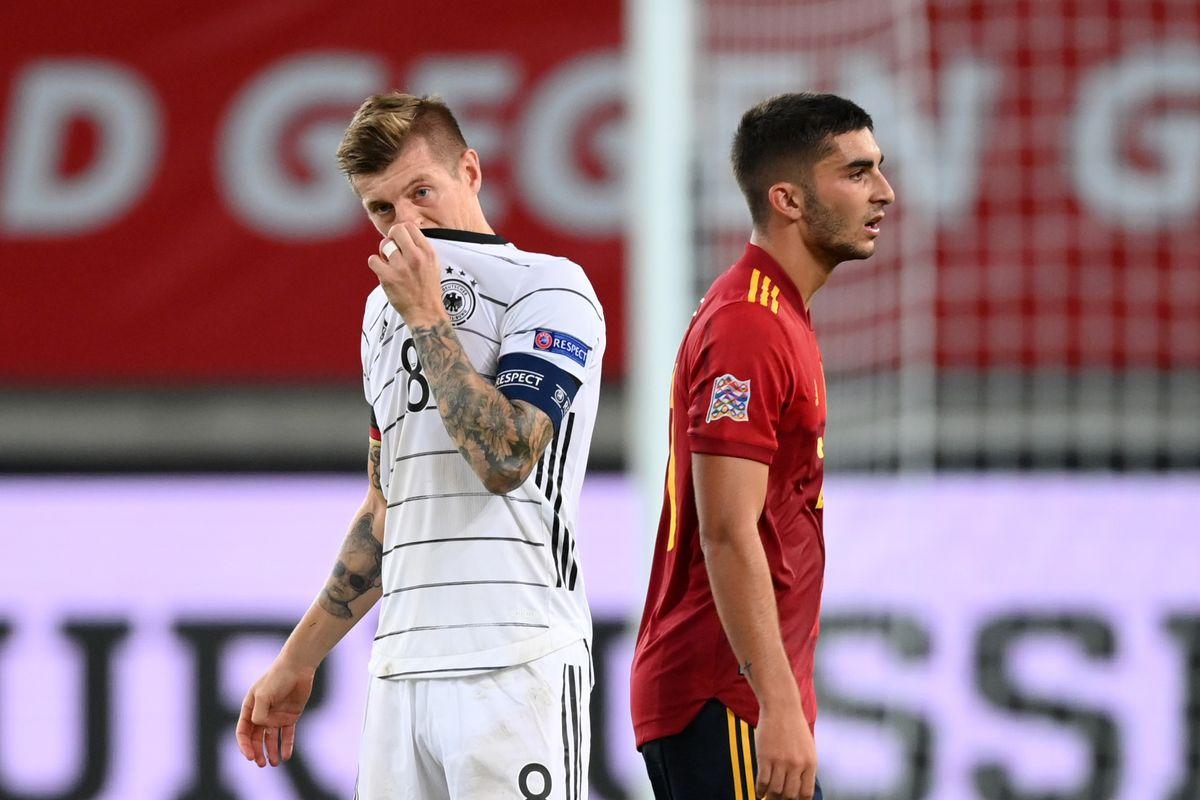 Three Observations From Germany S 1 1 Draw With Spain Bavarian Football Works
