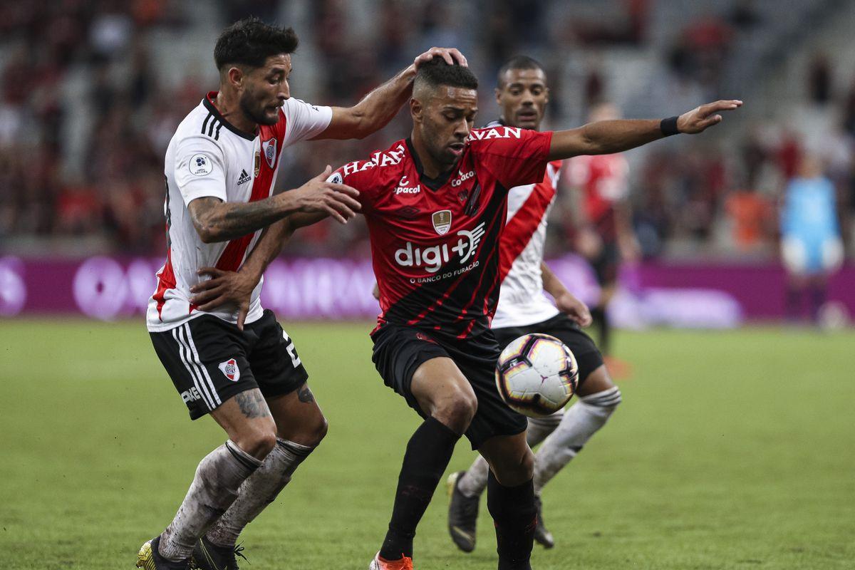 Athetico PR v River Plate - Recopa Sudamericana Final 1