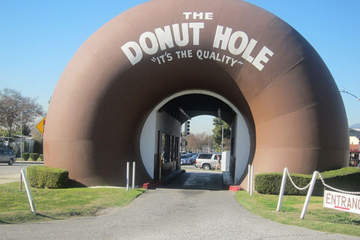 The Donut Hole, La Puente, CA