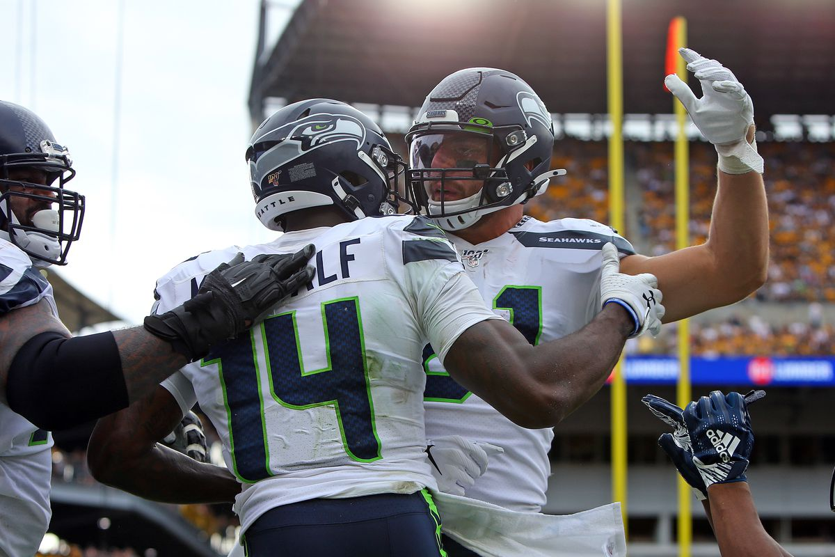 hot sale online 28461 3fb72 Seahawks News 9/16: Seahawks Advance to 2-0 with Win over ...