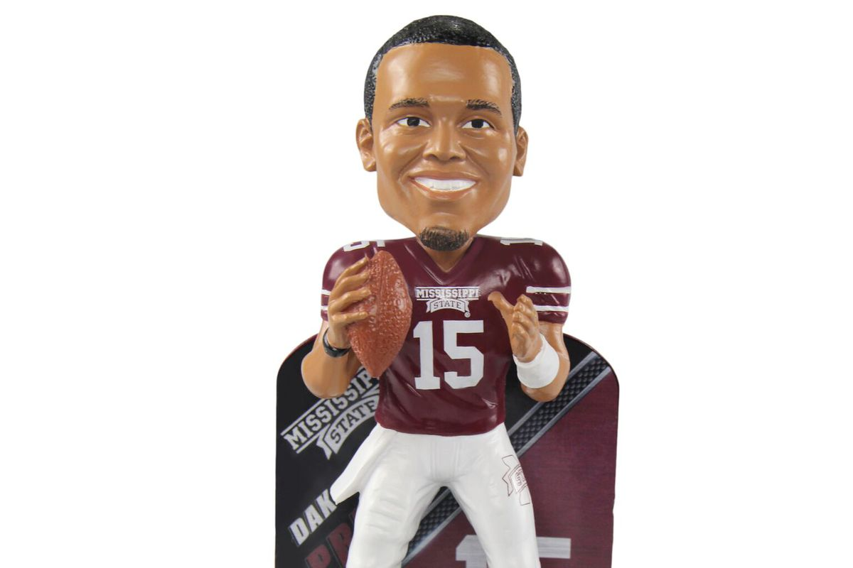 on sale 60d05 a9d65 Limited Edition Dak Prescott Bobblehead Released by National ...