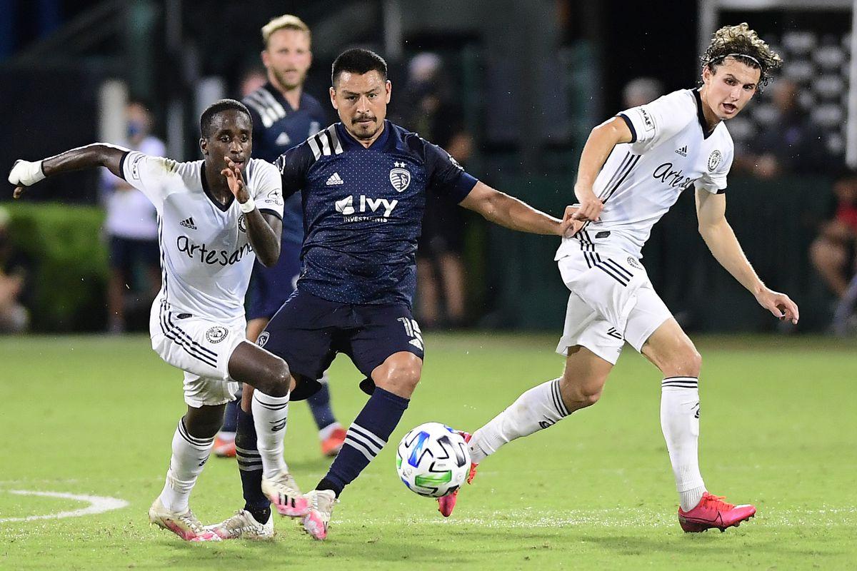 Philadelphia Union v Sporting Kansas City: Quarterfinals - MLS Is Back Tournament