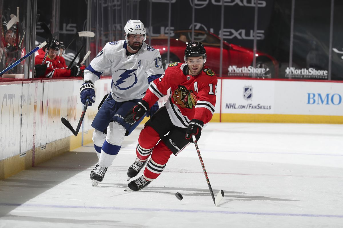 Tampa Bay Lightning v Chicago Blackhawks
