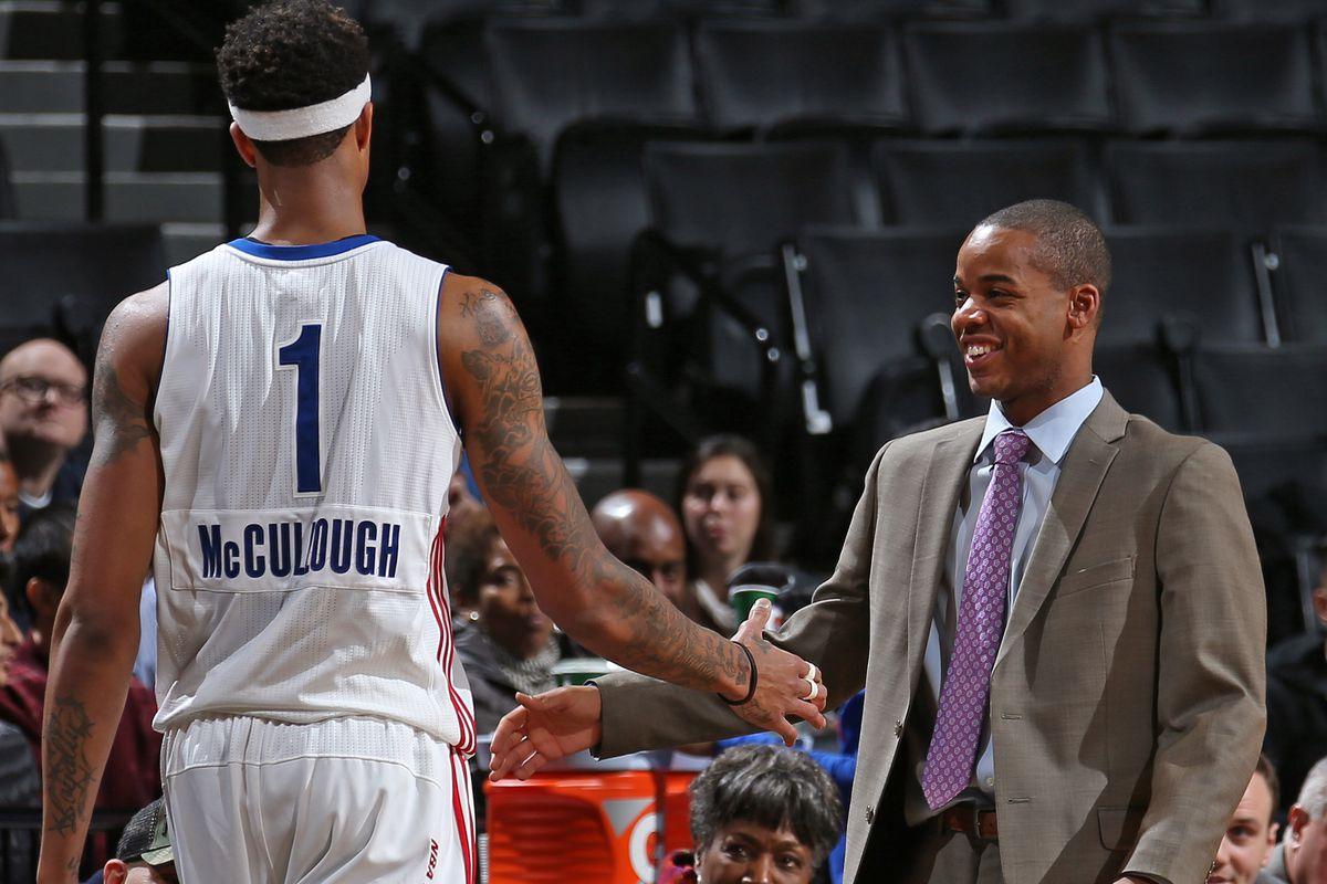 Westchester Knicks v Long Island Nets