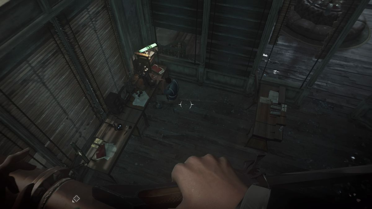 Dishonored  How To Get Out Of The First Room