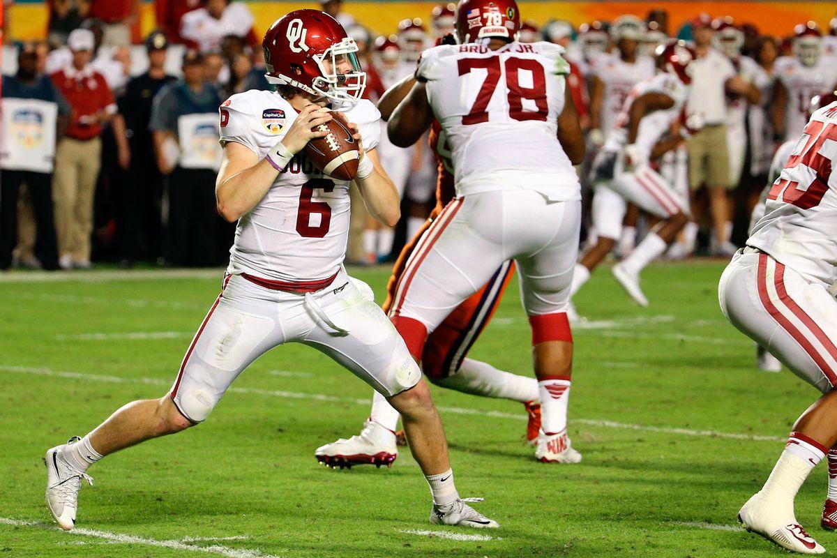 NCAA Football: Orange Bowl-Oklahoma vs Clemson