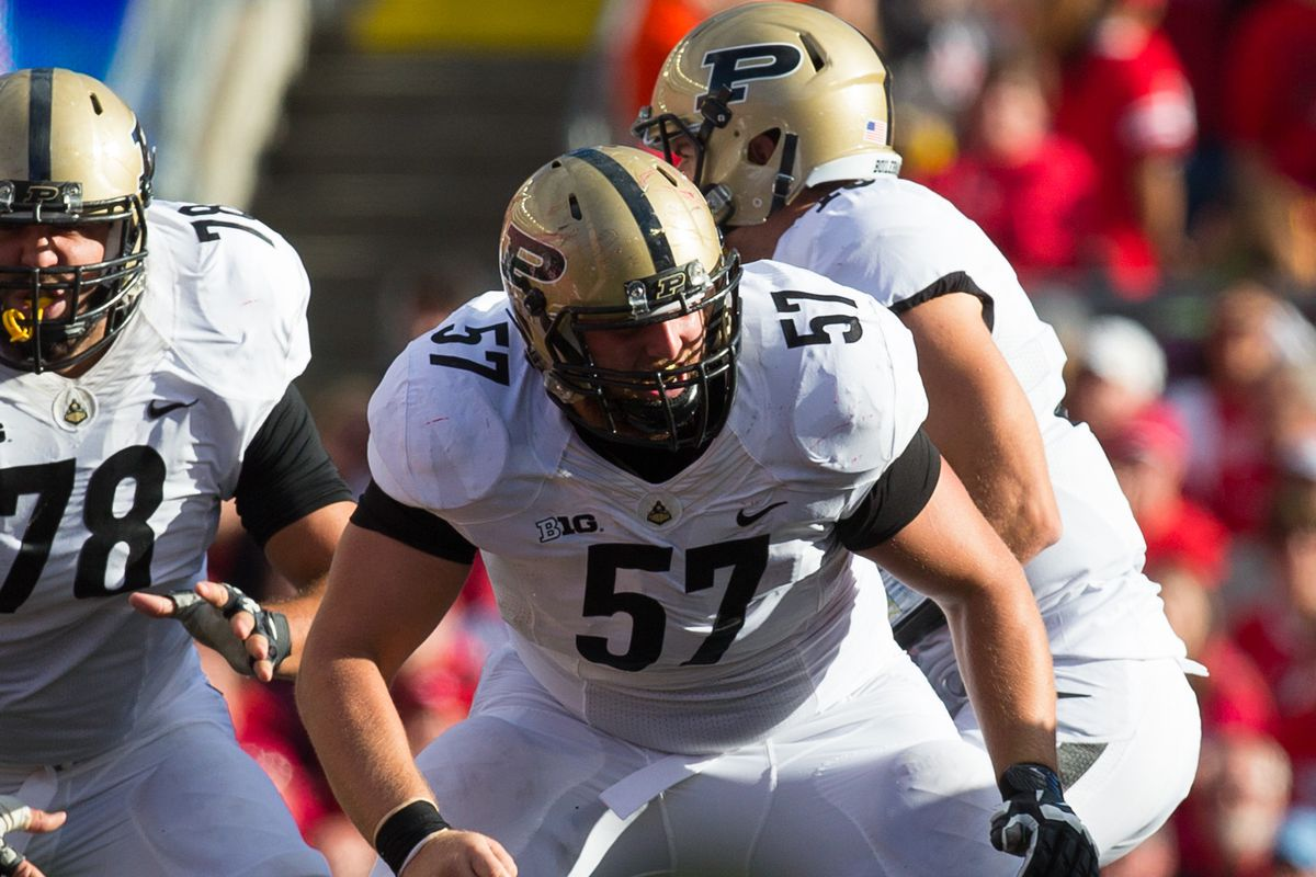 Robert Kugler was one of the many Boilermakers to earn this award