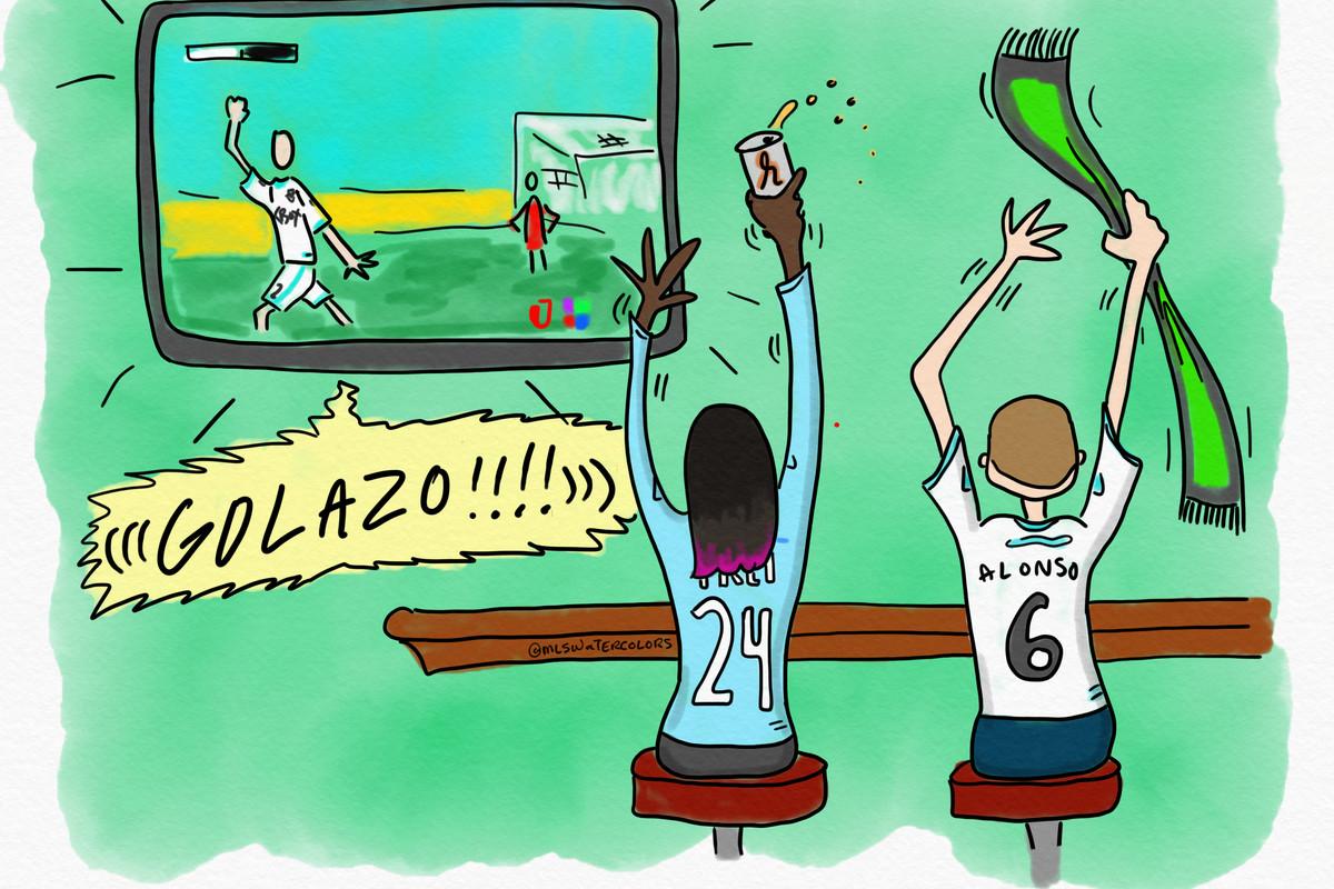 How to Watch MLS on Unimas