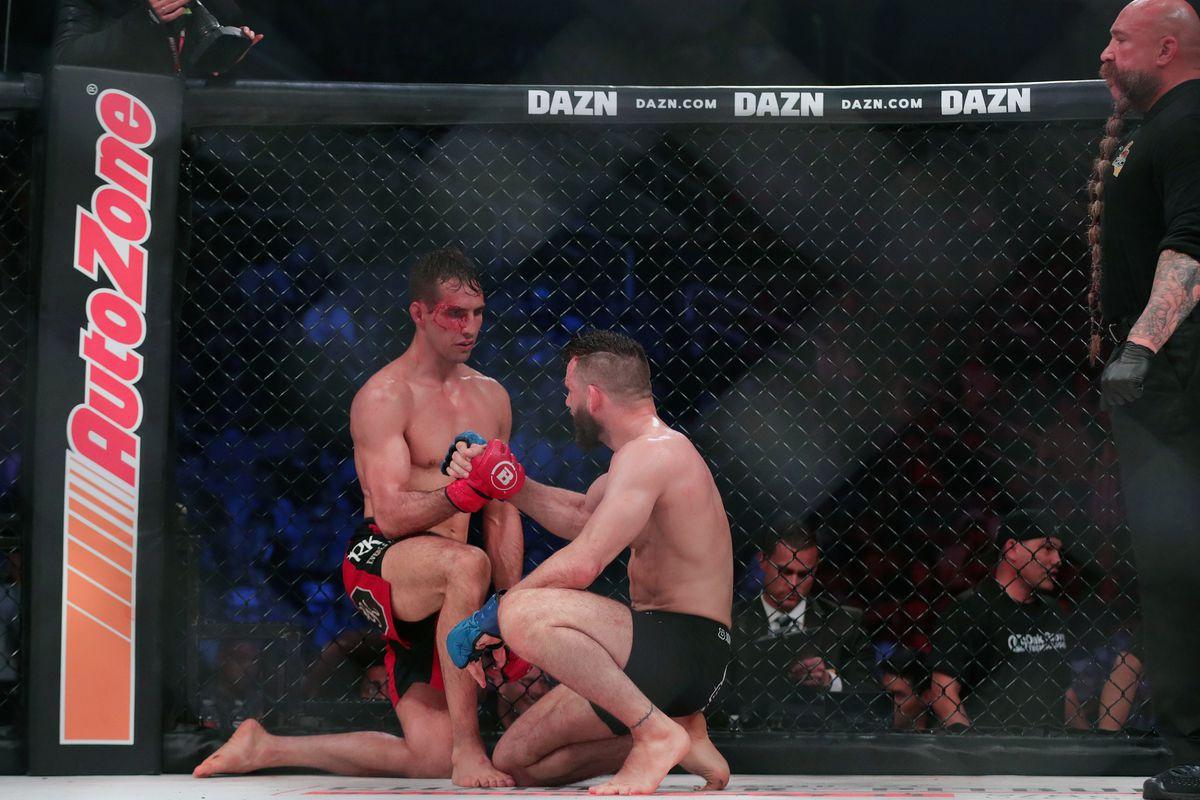MMA: Bellator 220-Macdonald vs Fitch