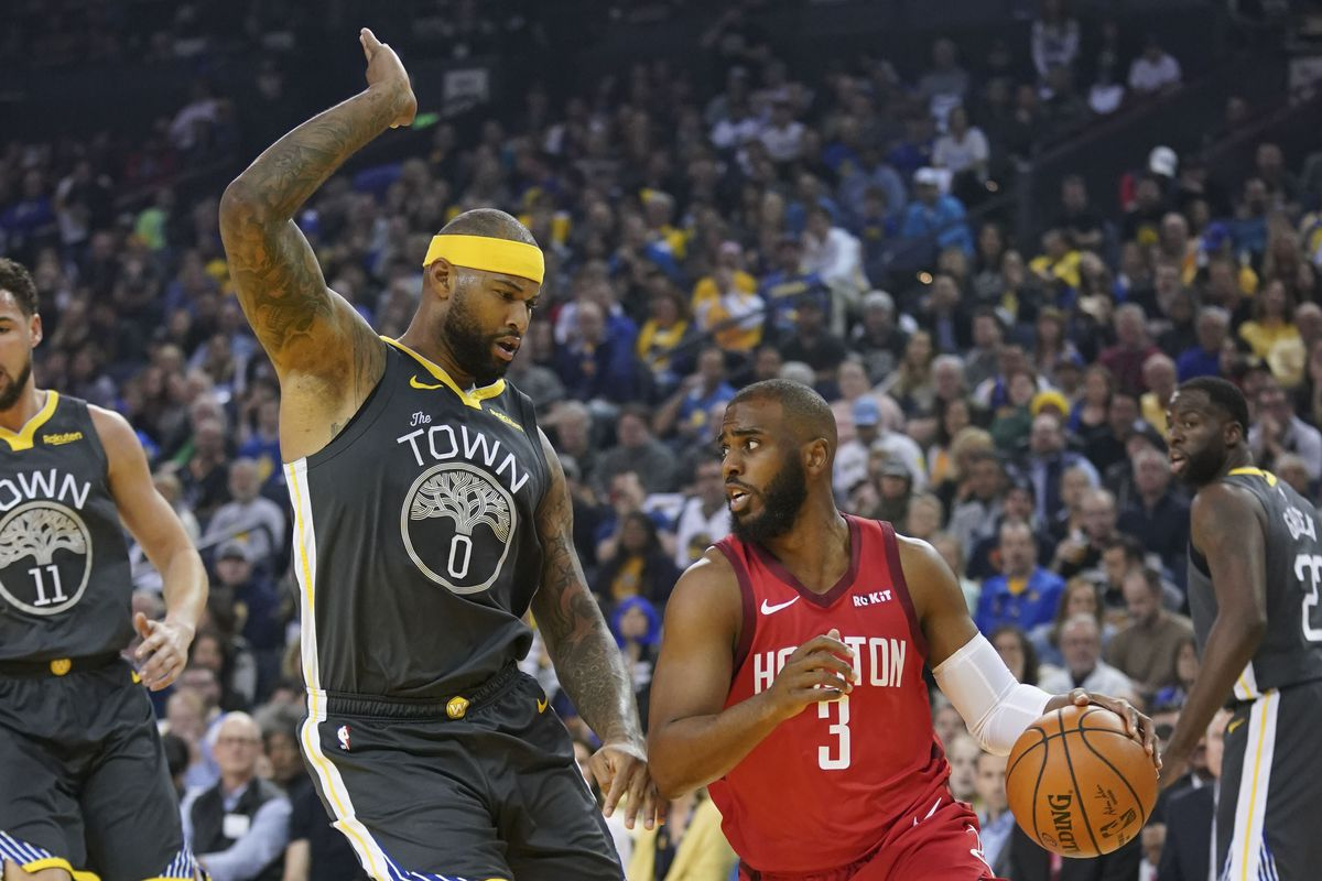 Warriors vs. Rockets  Golden State REALLY doesn t care about the regular  season - SBNation.com 76ed70c2e