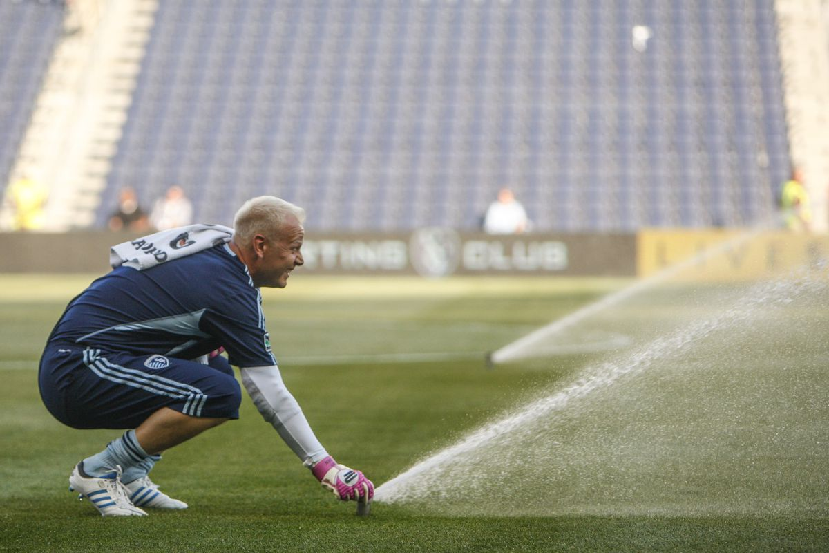 Get your sprinklers ready, the 2013 MLS regular season schedule will be announce Wednesday morning