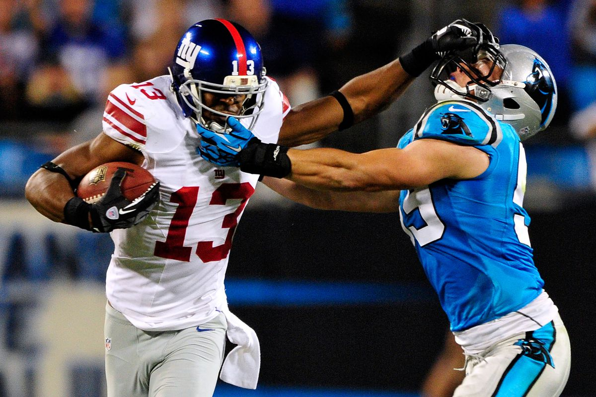 Ramses Barden sounds ready to leave the Giants